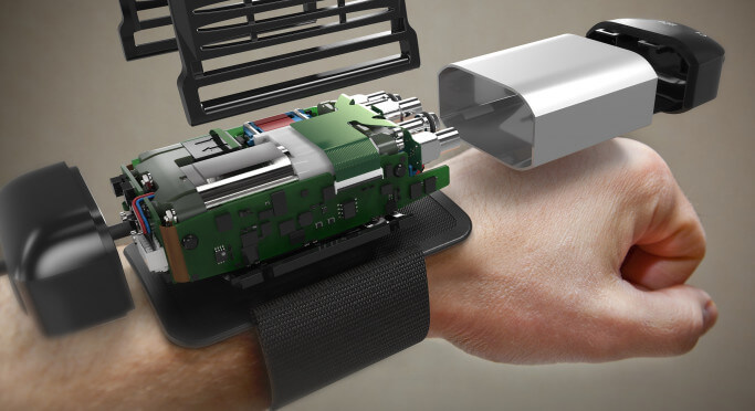 Non-invasive continuous blood pressure monitor