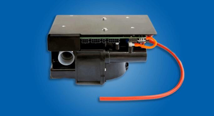 Respiratory module